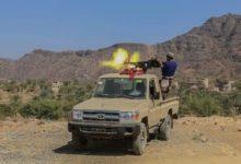 صورة الجيش يهاجم مواقع المليشيا غرب تعز ويحرر عدد من المناطق
