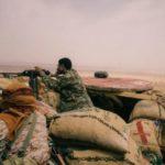 معارك في أم ريش والحوثي يفقد قيادات بارزة