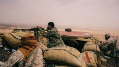 """صورة مأرب.. أنباء عن سقوط """"الجوبة"""" بالكامل بأيدي الحوثيين"""