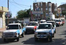 صورة اصابة 4 جنود برصاص عصابة سرحان بتعز