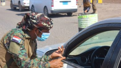 صورة 34 إصابة جديدة بفيروس كورونا في اليمن