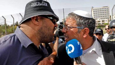 صورة هو بن غفير المتهم بإشعال شرارة العنف في القدس؟