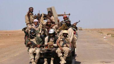 صورة الحوثيون يهاجمون احدى مناطق لحج