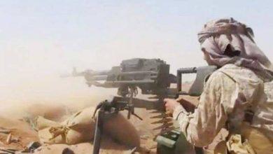 صورة مأرب..  أنساق هجومية حوثية تتحطم في الكسارة والجيش يستعيد مواقع عسكرية في المشجح