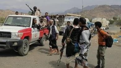 صورة تعز.. قوات الاصلاح يشن حملة اختطافات جديدة طالت عدد من المواطنين
