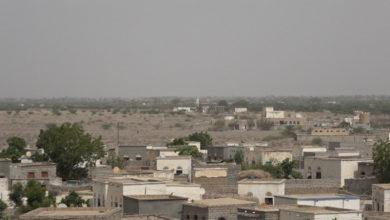 صورة مليشيا الحوثي تقصف قرى سكنية جنوب الحديدة