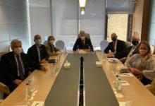 صورة الدول الخمس تعلن دعمها للمبعوث الأممي لليمن