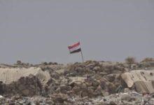 صورة الجيش يستعيد السيطرة على سلسلة جبلية استراتيجية في مأرب