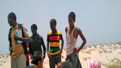 صورة 2600 مهاجر من القرن الأفريقي في اليمن يحلمون بالعودة إلى ديارهم