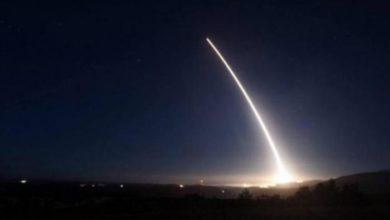 صورة التحالف يعلن اعتراض وتدمير صاروخ باليستي أطلقته مليشيا الحوثي باتجاه السعودية