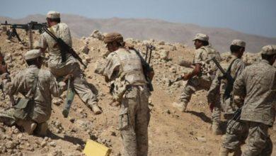 صورة معارك في صرواح ومدغل ورغوان وسقوط قتلى حوثيين