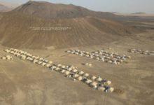 صورة الحكومة تطالب الامم المتحدة بالضغط على الحوثيين لايقاف الهجمات على مخيمات النازحين