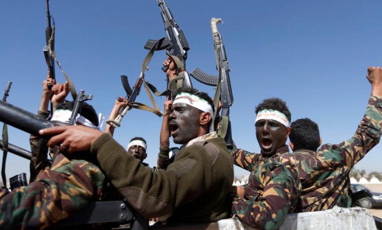 صورة مليشيا الحوثي تقتحم مستشفى وتعدم مواطناً بالرصاص