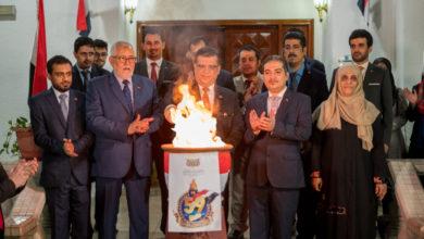 صورة من كوالالمبور ايقاد شعلة سبتمبر الخالدة