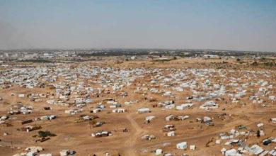 صورة الهجرة الدولية: مأرب استقبلت أكثر من 71 ألف نازح منذ مطلع العام الجاري