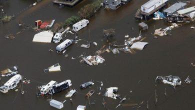 صورة ارتفاع عدد ضحايا إعصار إيدا في أمريكا إلى عشرات القتلى