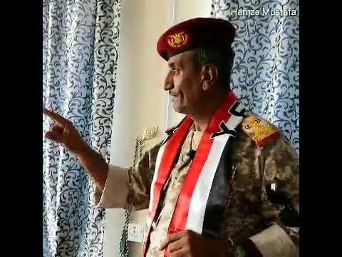 صورة شاهد بالفيديو.. ماذا قال الشهيد الحمادي عن حزب الإصلاح ومن يتحمل مسؤولية الحرب على اللواء 35 مدرع؟